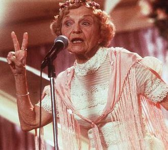 Ellen Albertini Dow - Ellen Albertini Dow as Rosie in The Wedding Singer