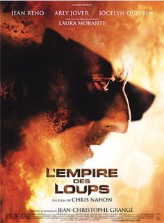 <i>Empire of the Wolves</i> 2005 film by Chris Nahon