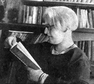 Etta Federn - Federn in Barcelona, 1934