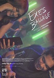 <i>Exes Baggage</i> 2018 film by Dan Villegas