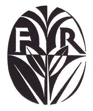 Farrar & Rinehart - Image: F+R logo