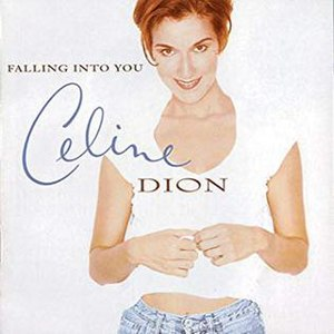 Falling into You - Image: Falling Into You Album