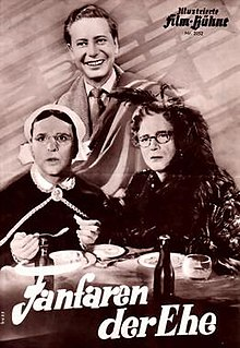 <i>Fanfare of Marriage</i> 1953 film