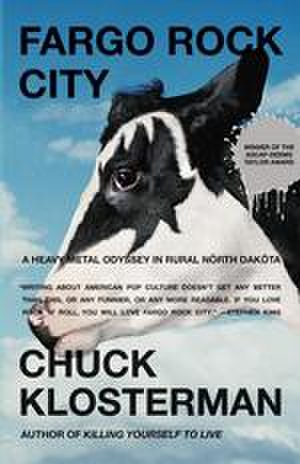 Fargo Rock City - 2002 paperback edition cover