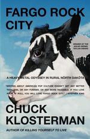 Fargo Rock City - 2002 paperback edition cover