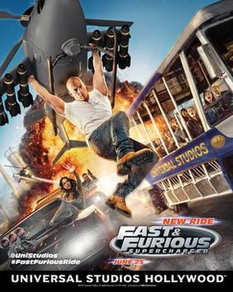 Fast & Furious: Supercharged - Image: Fast and Furious Supercharged Poster