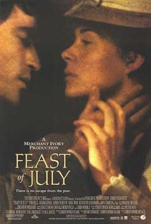 Feast of July - Promotional movie poster