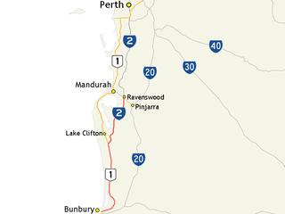Forrest Highway Highway in Western Australia