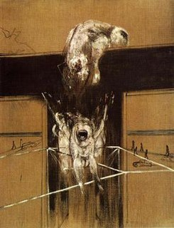 1950 painting by Francis Bacon