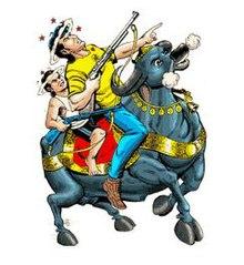 Yoddha (comics) - WikiVisually