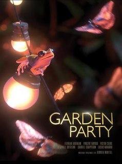 <i>Garden Party</i> (2017 film) 2016 French CG animated short film