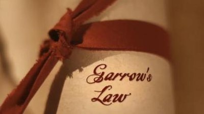 Picture of a TV show: Garrow's Law