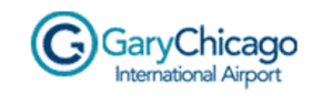 Gary/Chicago International Airport - Image: Gary Chicago International Airport (logo)