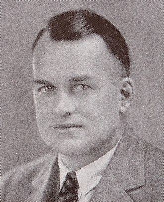 George Little (American football coach) - Little from the 1925 Michiganensian