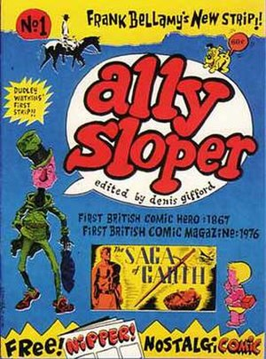 Denis Gifford - Image: Gifford denis ally sloper 1