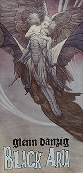 Black Aria - Image: Glenn Danzig Black Aria album cover