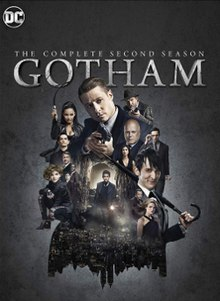 Gotham (season 2) - Wikipedia