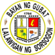 Official seal of Gubat