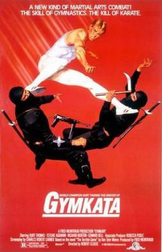 Gymkata - Theatrical release poster