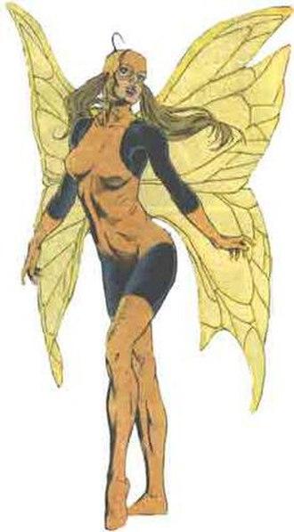 Skein (comics) - Gypsy Moth