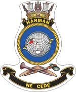 HMAS Harman