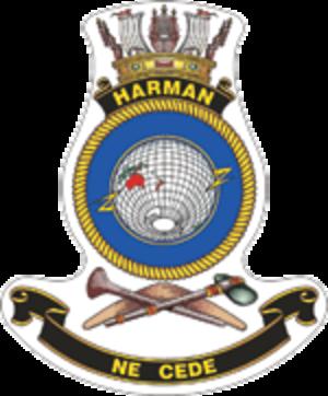 HMAS Harman - Image: HMAS Harman