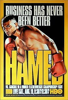 Naseem Hamed vs. Augie Sanchez