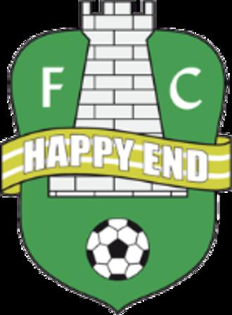 FC Happy End Camenca - Image: Happy End Camenca