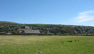 Harlech Human settlement in Wales