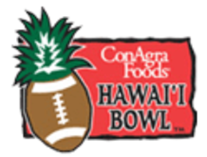 2002 Hawaii Bowl - 2002 Hawai'i Bowl logo