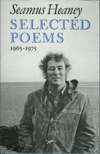 Selected Poems 1965–1975 - First edition