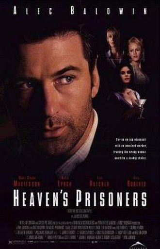 Heaven's Prisoners - Theatrical release poster