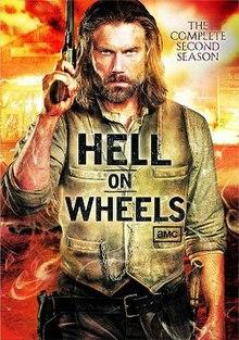 Hell On Wheels Season 2 Poster Jpg