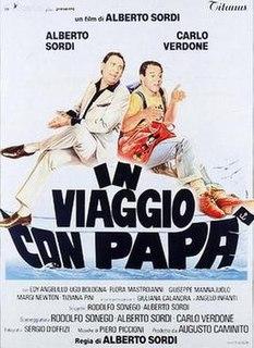 <i>Journey with Papa</i> 1982 film by Alberto Sordi