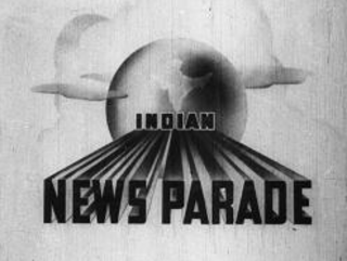 <i>Indian News Parade</i> Indian film