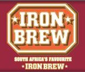 Iron Brew (South African soft drink) - Image: Iron Brew logo