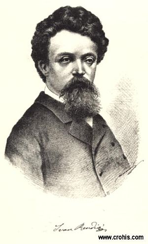 Ivan Rendić - Ivan Rendić, Croatian sculptor