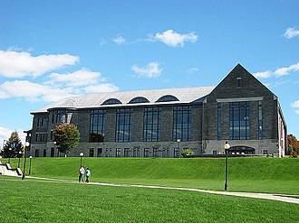 Marist College - James A. Cannavino Library