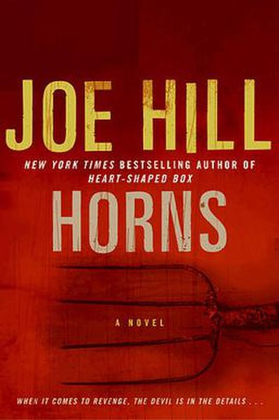 Picture of a book: Horns