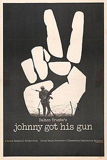 <i>Johnny Got His Gun</i> (film) 1971 anti-war drama movie directed by Dalton Trumbo