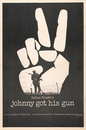 Johnny Got His Gun (film) - Original theatrical poster