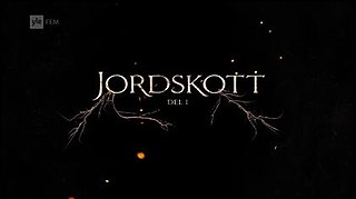 <i>Jordskott</i> television series