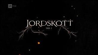 Jordskott - Title card