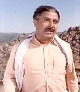K. S. Ashwath Indian actor