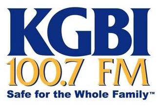 KGBI-FM - Image: KGBI logo