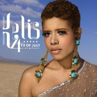 4th of July (Fireworks) - Image: Kelis 4th Of July (Fireworks)