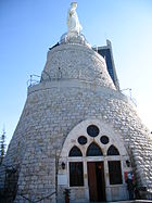 Lady of Harissa Church in Lebanon