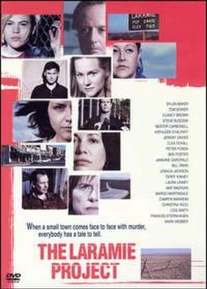 The Laramie Project (film) - DVD cover