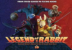 Legend of Kung Fu Rabbit (2011) Bluray Subtitle Indonesia