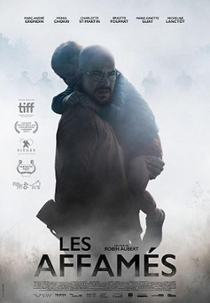 Ravenous (2017 film) - Image: Les Affamés film poster